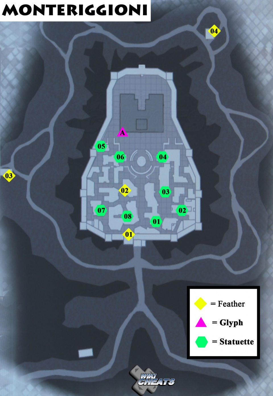 Steam Community Guide Feathers And Glyphs Locations Credits