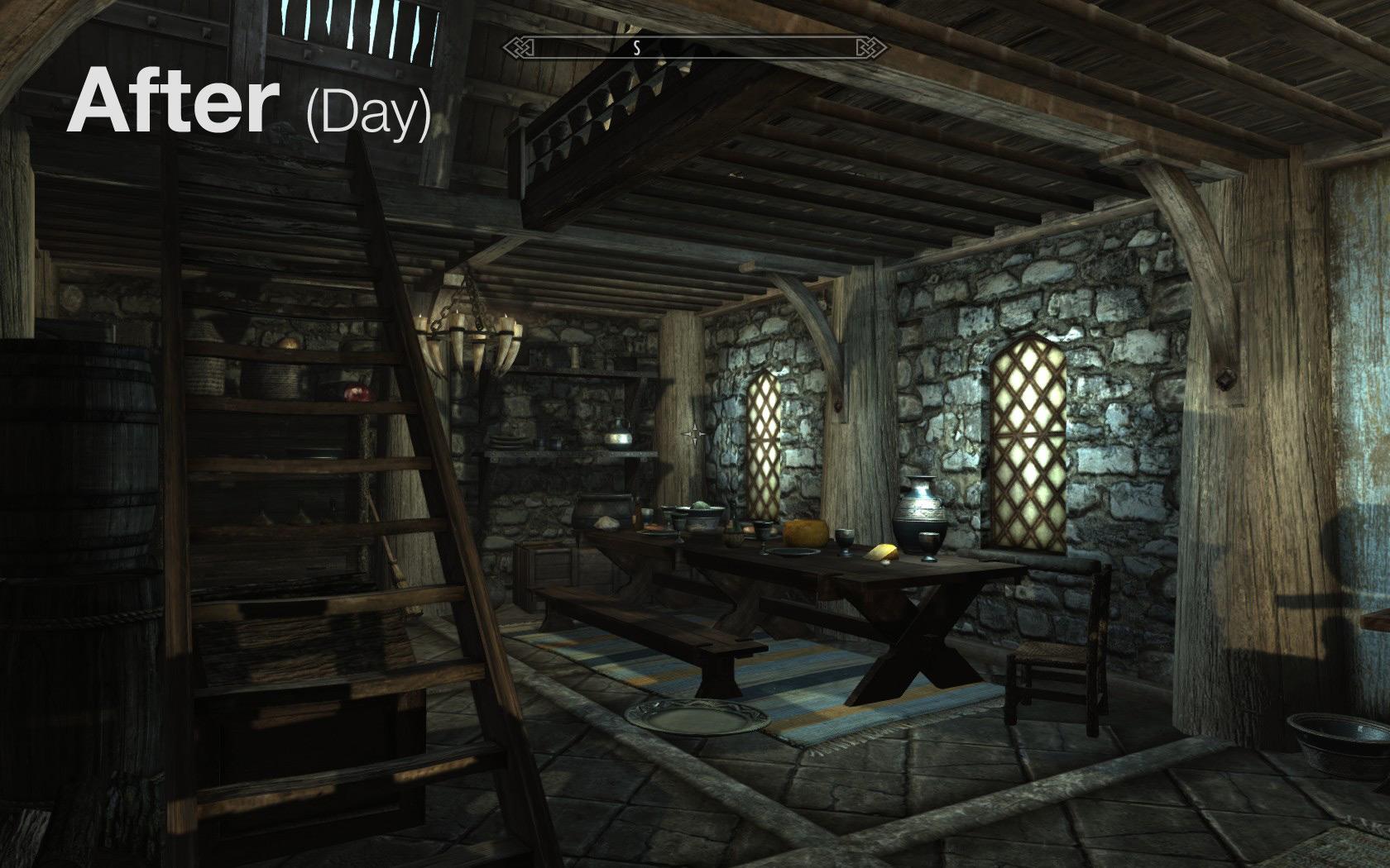 Rate & Steam Workshop :: Improved Interior Lighting (For Realistic Lighting ...