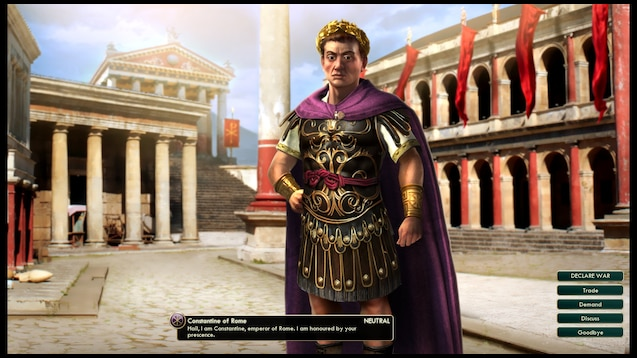Steam Workshop :: The Empire of Rome (Constantine)