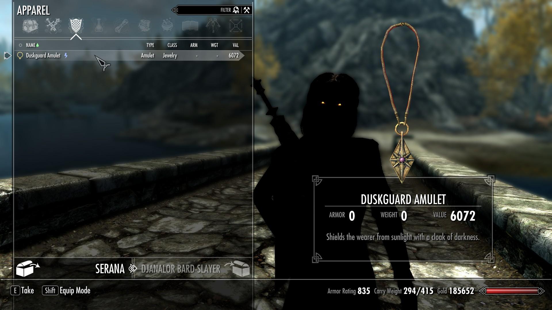 Skyrim gilgamesh armor mod