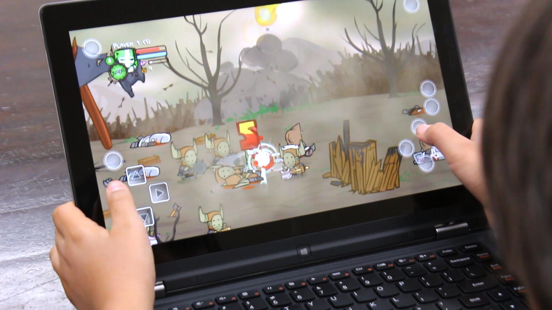 gestureworks gameplay полная версия