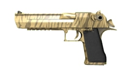 Steam Workshop Desert Eagle Golden Tiger Stripes