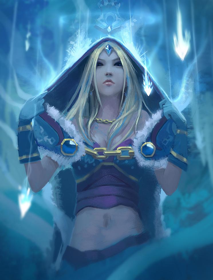 steam community crystal maiden