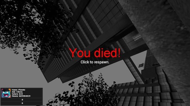 Steam Workshop :: Death Screen v1 5