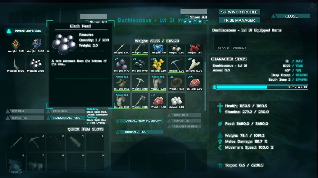 Steam Community Screenshot The New Black Pearl Item 21.12.2020 · black pearls are a resource in ark: steam community