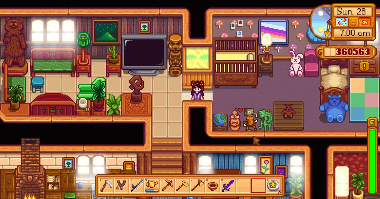 Steam Community Screenshot Living Room And Kids