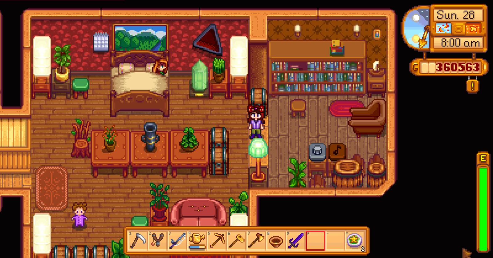 Stardew Valley Bedrooms Bedroom Design Ideas