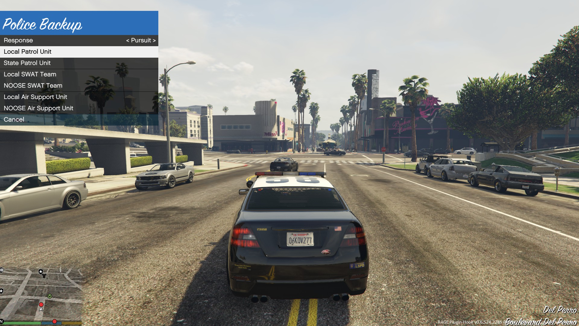 How to be a cop in gta 5 xbox 1