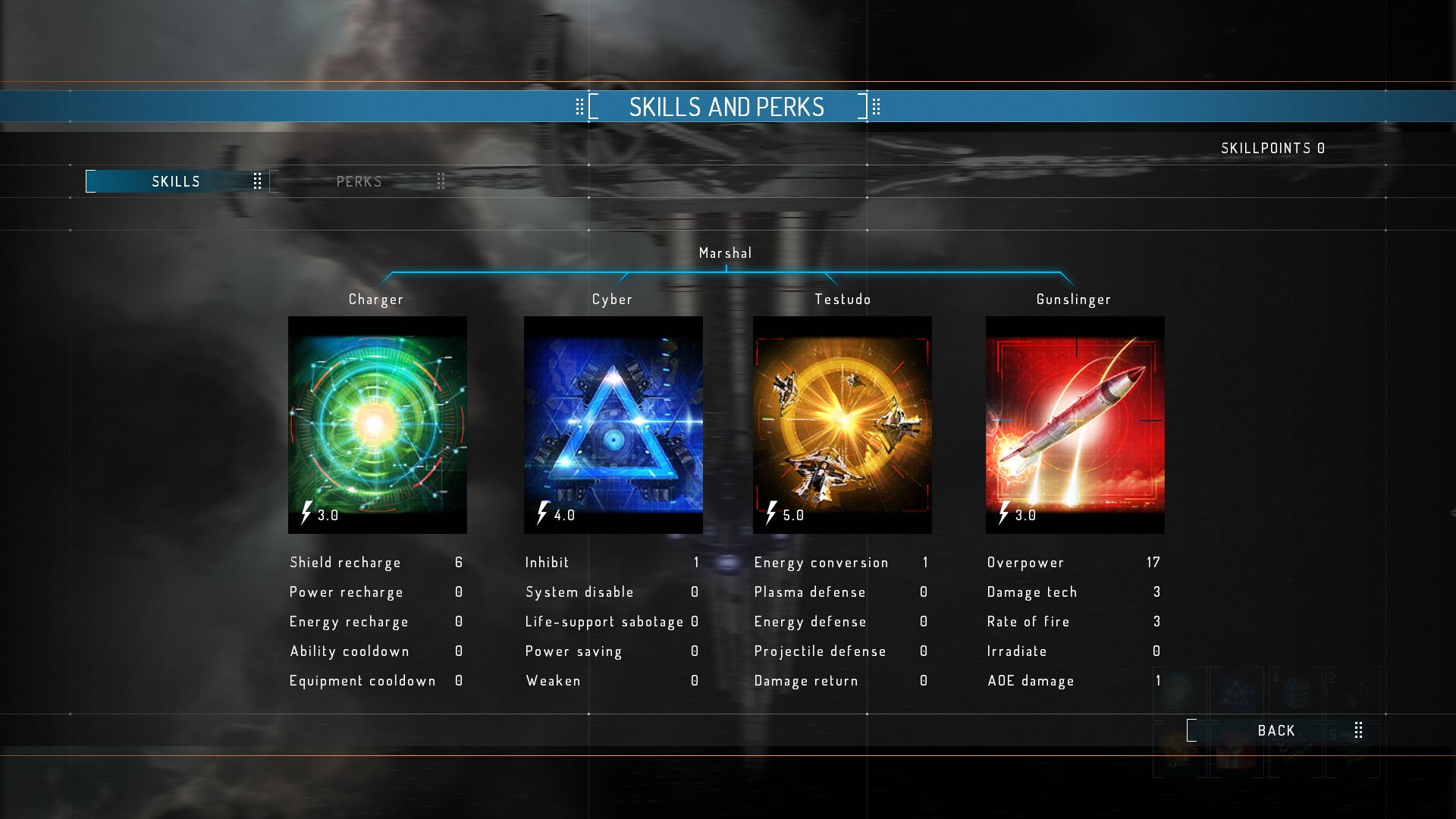 Steam community guide getting started in starpoint gemini warlords each class has 4 skills and each skill has 5 modifiers with which you mold the skill into what suits you the best to gain more skill points malvernweather Image collections