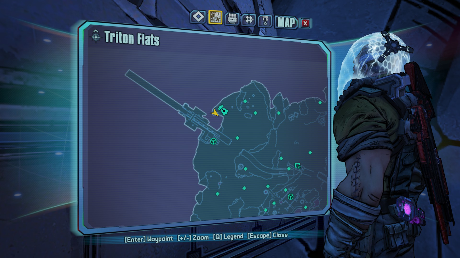 Steam Community :: Guide :: Vault Symbols, ECHOs, and Other Collectibles  Location Guide
