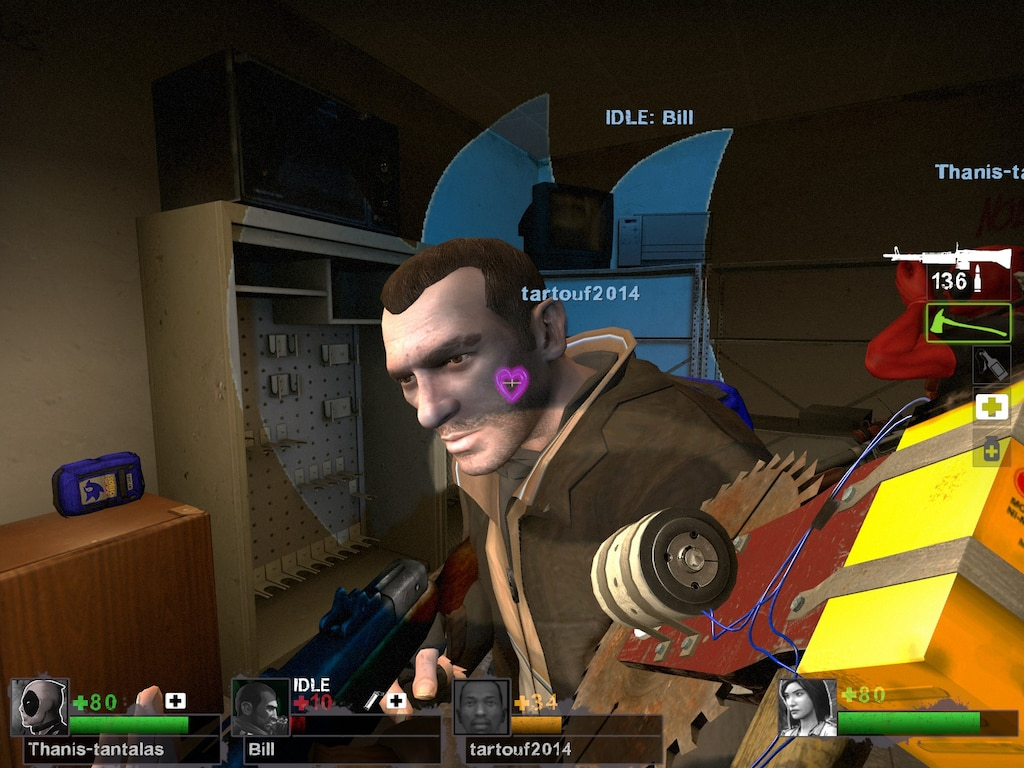 Steam Community Screenshot Here We Can See Niko Bellic After