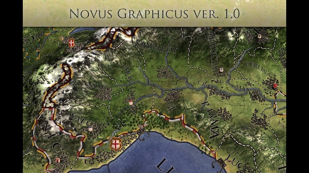Steam Workshop :: Novus Graphicus