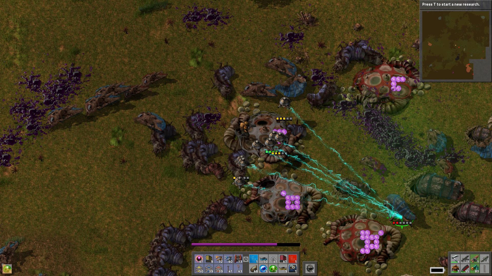 Comunidade Steam :: Guia :: Factorio: Observations, Tips