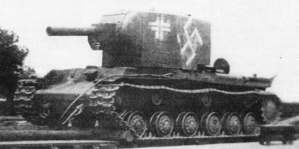 Kv1b war thunder game