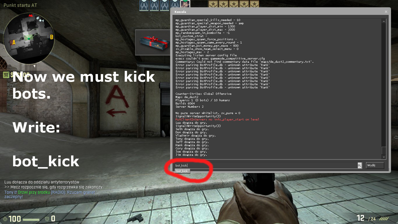 how to create private matchmaking server