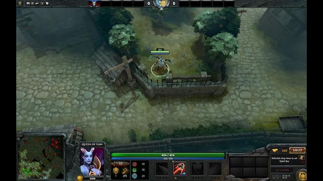 Steam Workshop :: Curse of River's End (DotA)