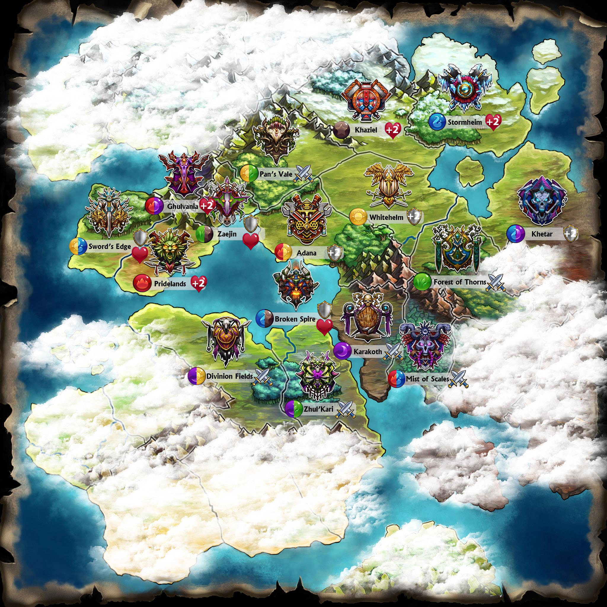 Steam Community :: Guide :: Exploration Map, Manas, Banners ... on game of thrones kingdom map, empire total war map, current world conflict map, medieval 2 total war map,