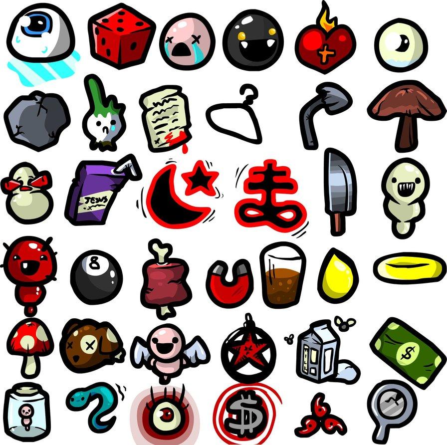 Steam Community The Binding Of Isaac Rebirth: Steam Community :: Guide :: All The Items In The Binding
