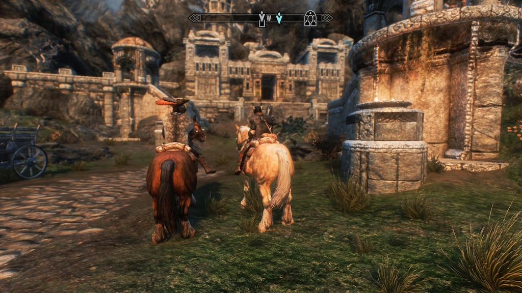Steam Community :: Screenshot :: EFF w/Convenient Horses