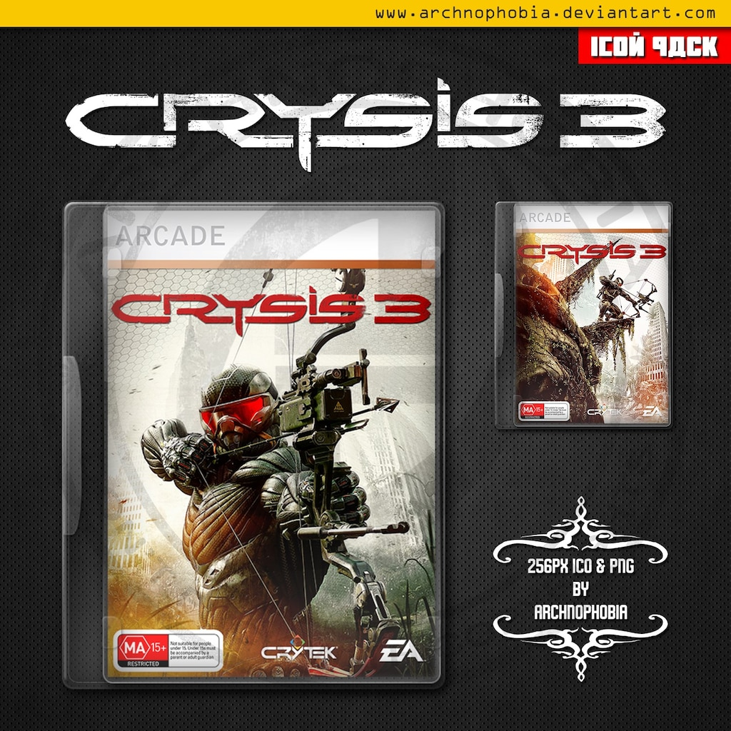 Steam Community Crysis 3 Icons Preview