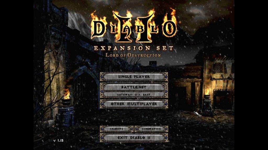 Steam Community :: Screenshot :: Yay Diablo 2 (With Glide