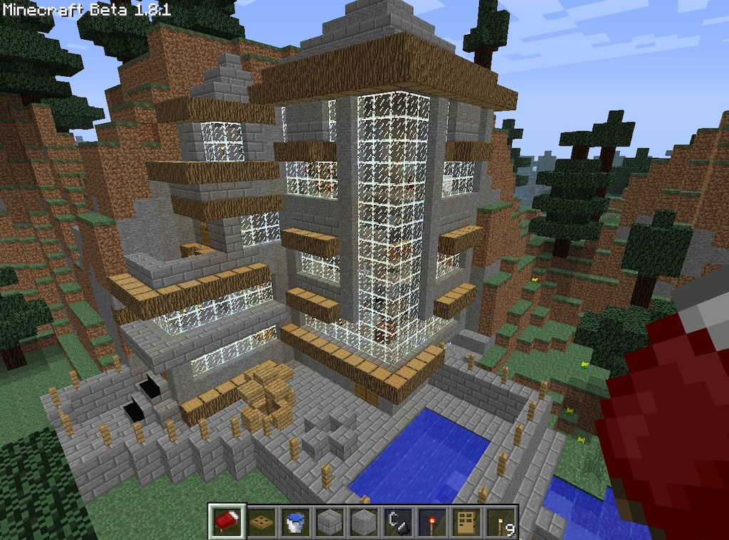 Steam Community Screenshot My House On Minecraft