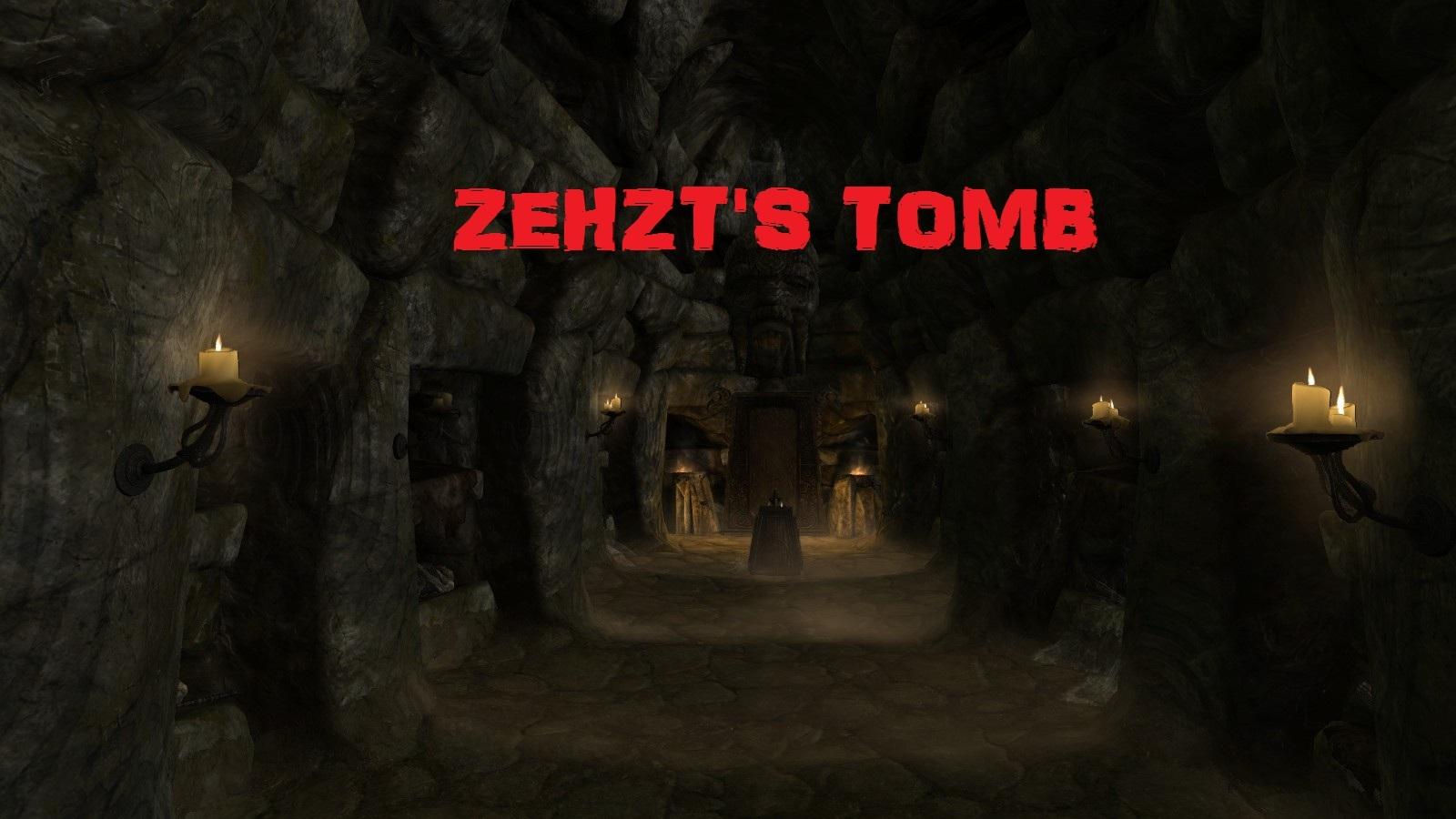 Zehzt's Tomb画像