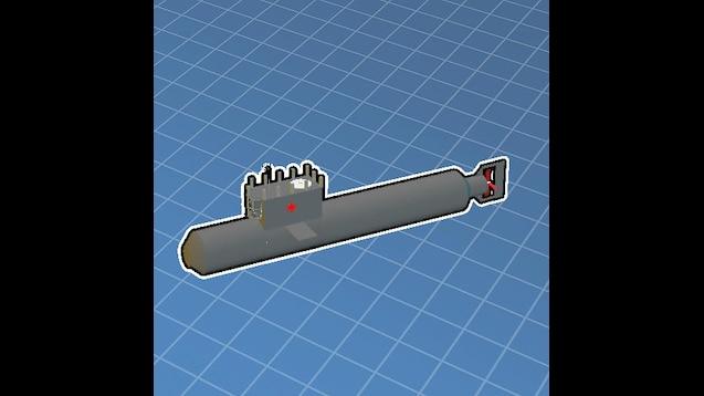 Steam Workshop :: Red October Russian Submarine