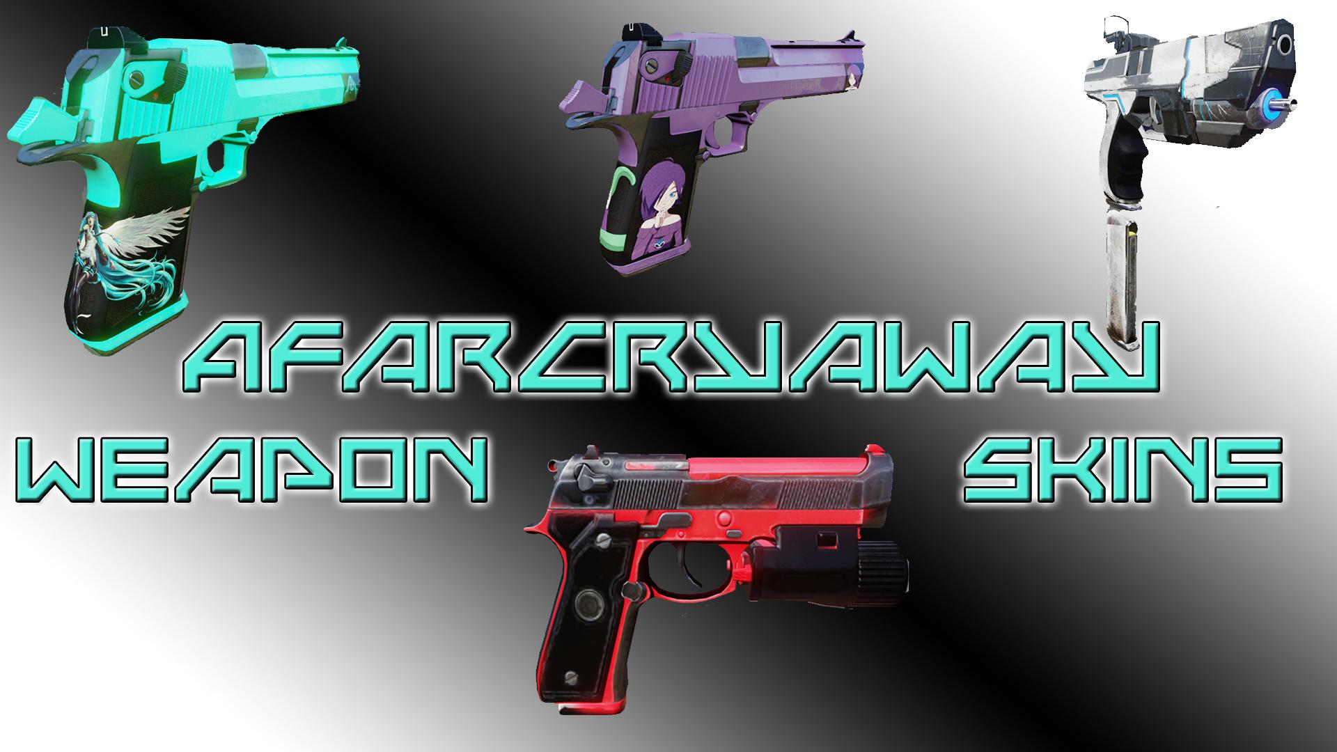 Steam Workshop Afarcryaway S Weapon Pack D