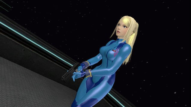 steam workshop zero suit samus playermodel npc