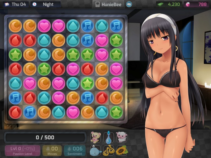 Huniepop How To Have Sex