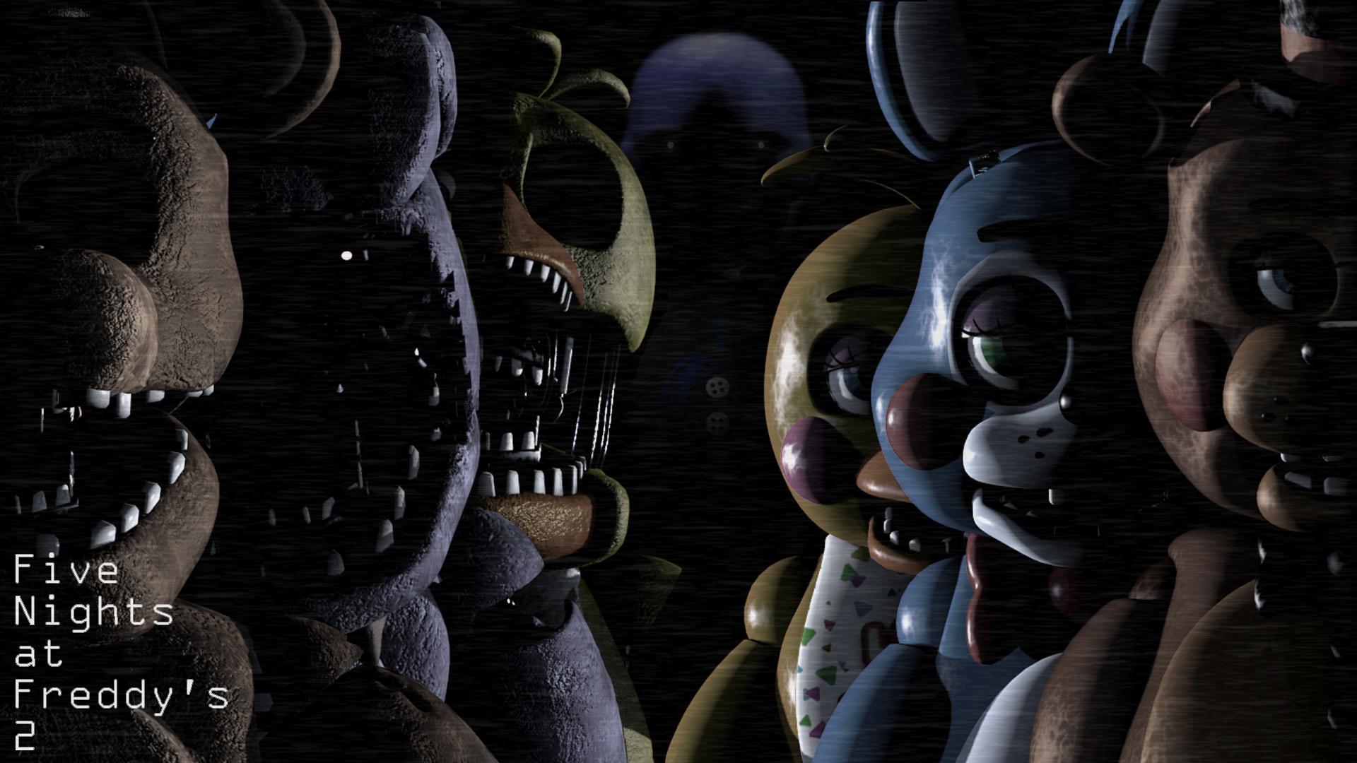 Steam Workshop :: Five Nights at Freddy's Grandmaster Collection