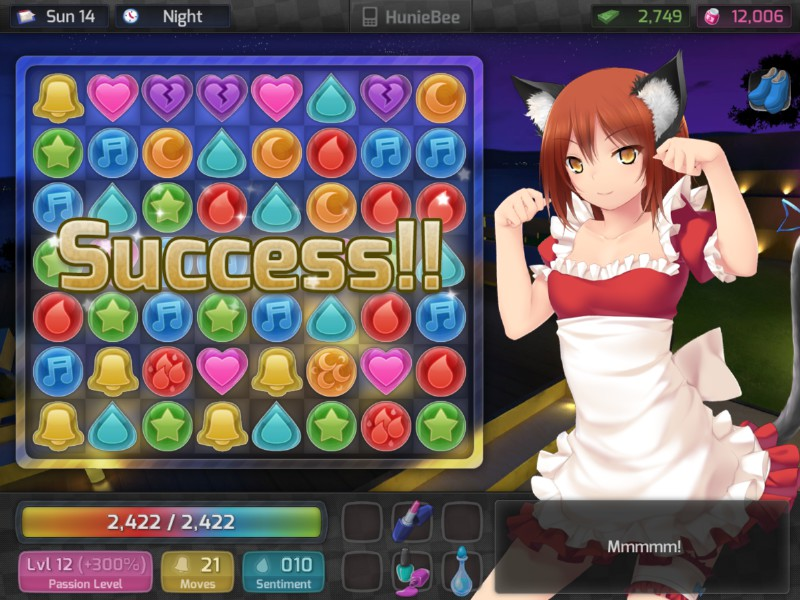 Steam Community :: Guide :: The HuniePop Guide to Success on Every Date