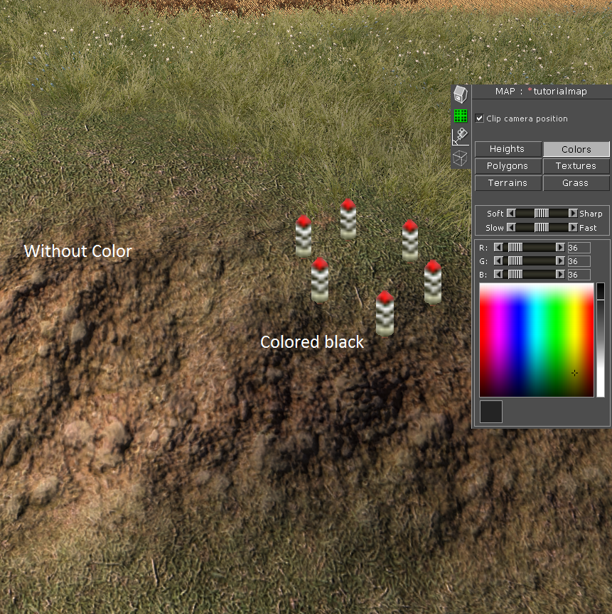 Steam community guide men of war assault squad 2 editor map guide use colors to in or decrease the color intensity of your ground textures gumiabroncs Choice Image