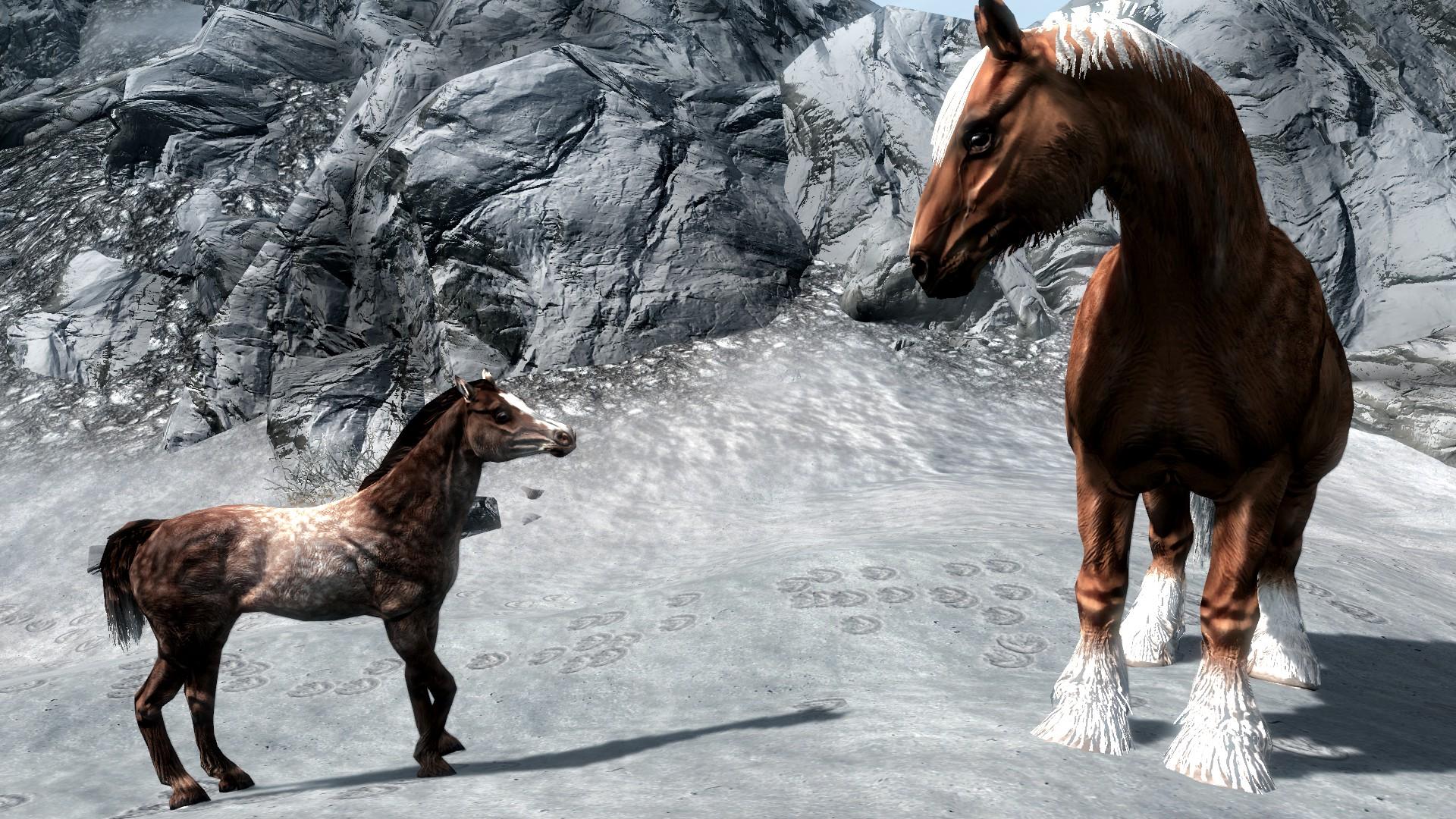 Steam Workshop :: Wild Herds of Skyrim