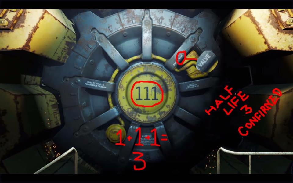 Steam Community :: :: Half life 3 confirmed on Fallout 4 trailer