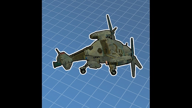 Steam Workshop :: Fallout Vertibird (working Helicopter) V 2