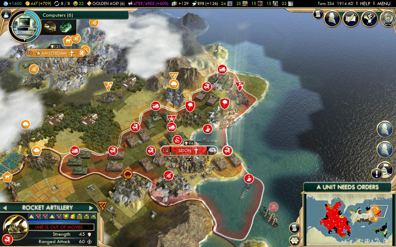 how to play austria civ 5