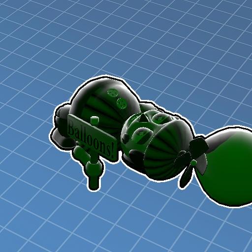 Steam Workshop::Phantom Balloon Boy Ragdoll