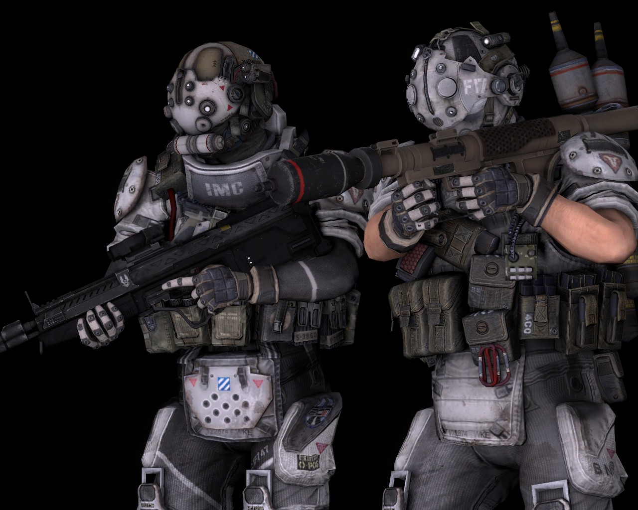 Steam Workshop Titan Fall Ragdoll And Player Model Content