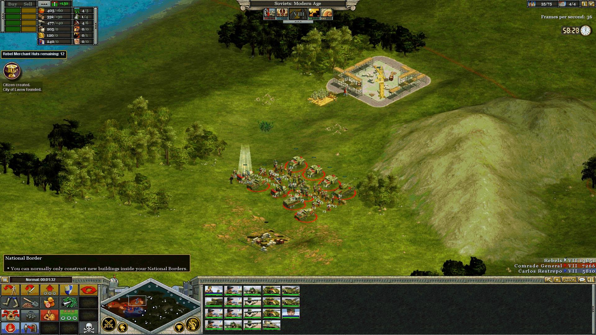 Avoid domination victory-9701