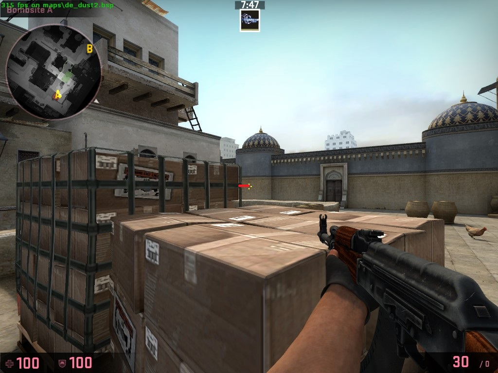 how to get all the csgo settings