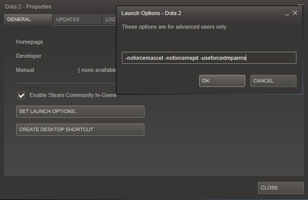 steam community guide detailed settings for dota 2
