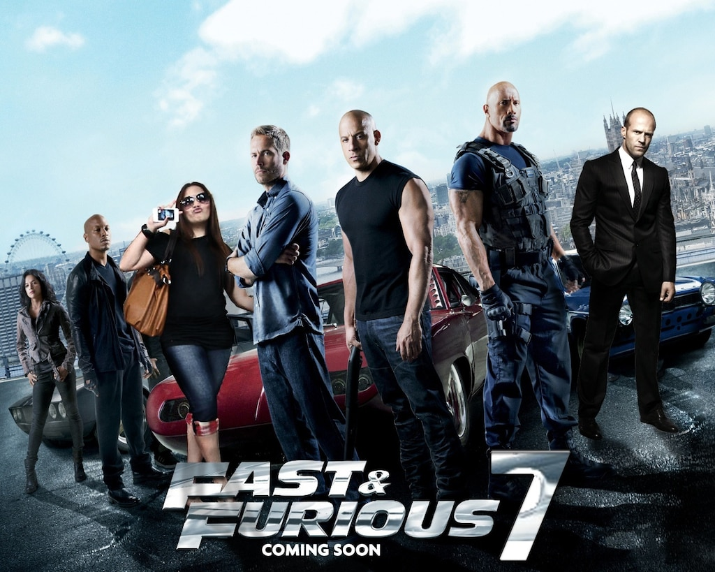 fast and furious 7 bittorrent download