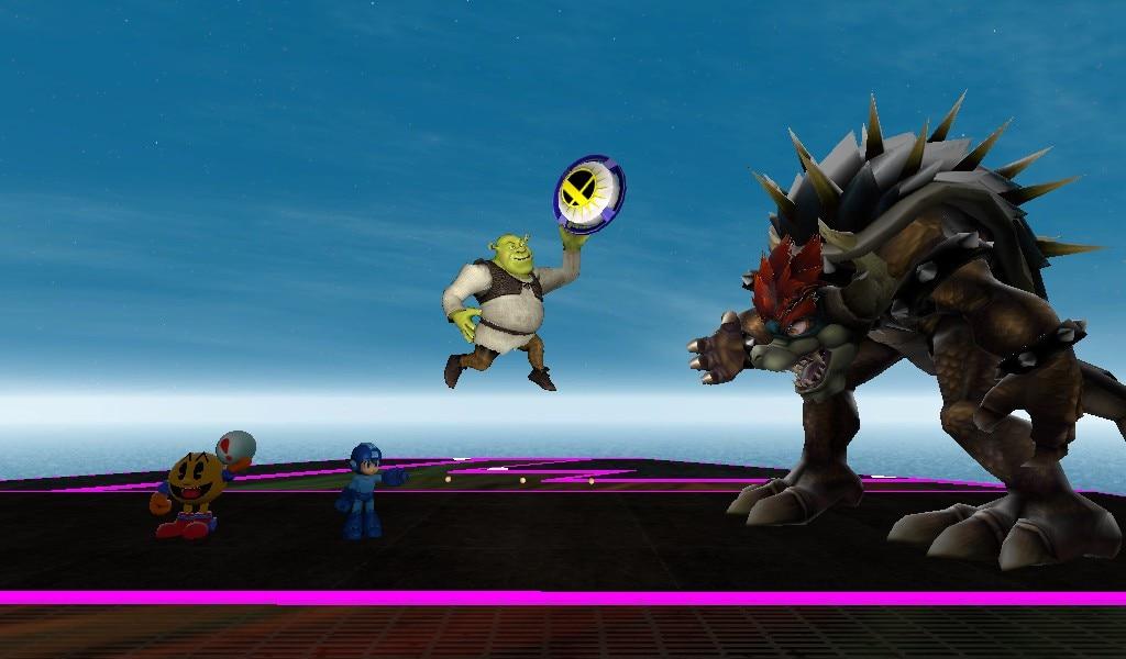 Steam Community :: Screenshot :: SUPER SMASH BROS  DLC LEAK