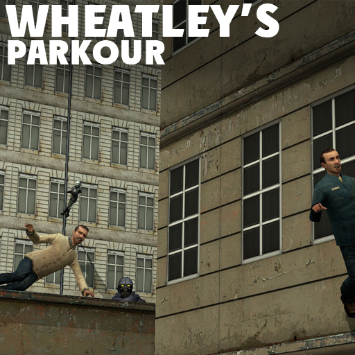 Wheatley's Parkour