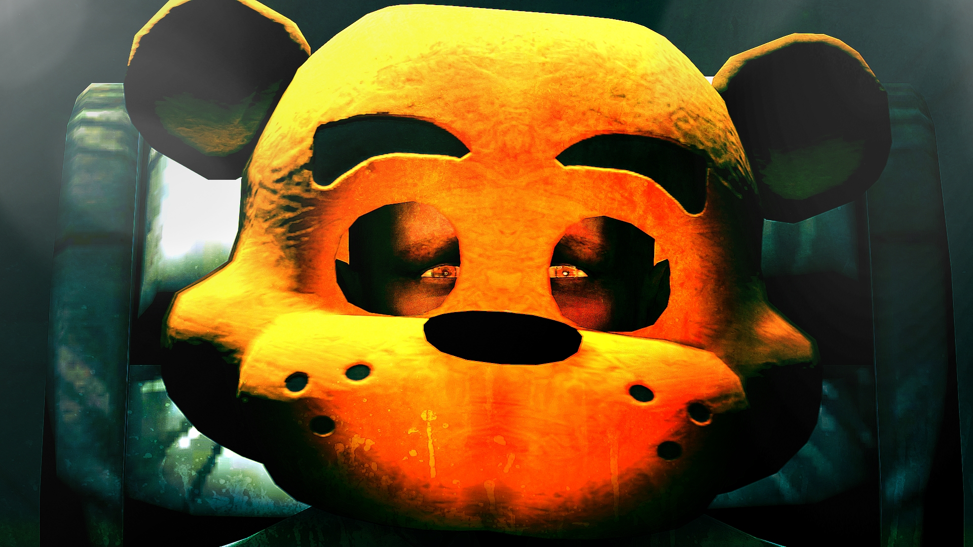 Working Improved Freddy Mask Roblox Steam Workshop Fnaf 2 Prop Freddy Mask