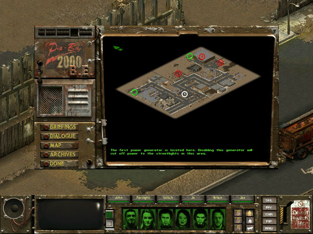 Steam Community :: Guide :: Fallout Tactics beginner mission guide