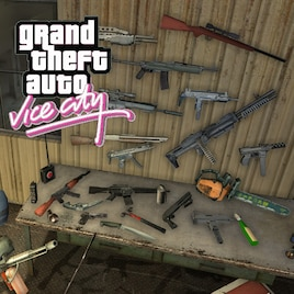 Steam Workshop :: GTA Vice City - Weapons & Misc (Props)