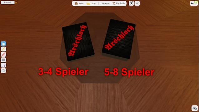 arschloch kartenspiel